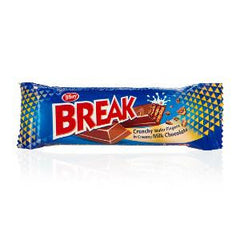 BREAK SUPA WAFFER MILK CHOCO 38 GR