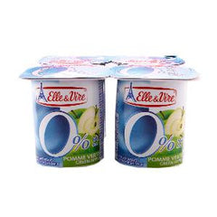 ELLE&VIRE LIGHT GREEN APPLE 125 GM
