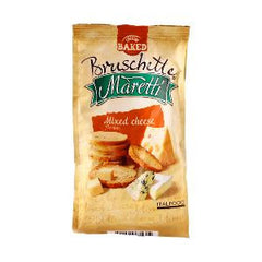 MARETTI BAKED BREAD ROLLS MIXED CHEESE70 GR