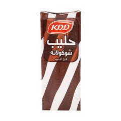 KDD CHOCOLATE MILK 180 ML