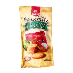MARETTI BAKED BREAD ROLLS MIXED VEGETABLES 70 GR