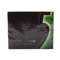 WRIGLEYS 5 ELECTRO SPEARMINT 12PCS 10PK