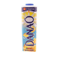 DANAO JUICE MILK 5 VITAMINS 1 LTR
