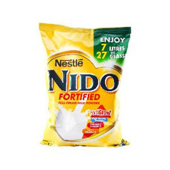 NIDO MILK POWDER 900G BAGS 12PK