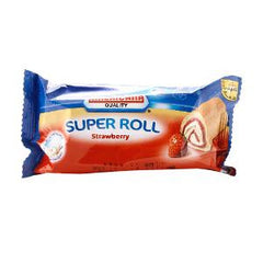 AMERICANA STRAWBERRY SUPER ROLL 85 GR