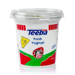 TEEBA YOGURT LABAN 750 GR