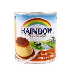 RAINBOW CONDENSED SWEETENED MILK 397G