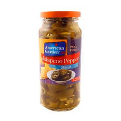 AMERICAN GARDEN JALAPENO PEPPERS 16 OZ