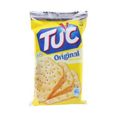 TUC PLAIN SALTED BISCUIT 30 GR
