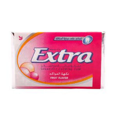 WRIGLEYS EXTRA CHEWING GUM FOR KIDS PINK 11.5G