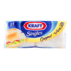 KRAFT CHEESE SLICE 432 G