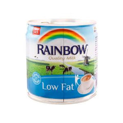 RAINBOW CONDENSED MILK LIGHT 170GR 48PK