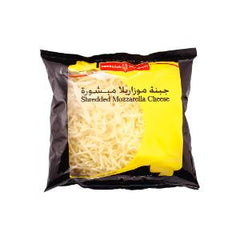 AL-SUNBULAH SHREDDED MOZARELLA CHEESE 500GR