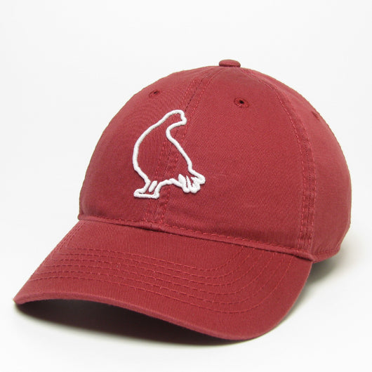 Red Hills Red Twill Hat