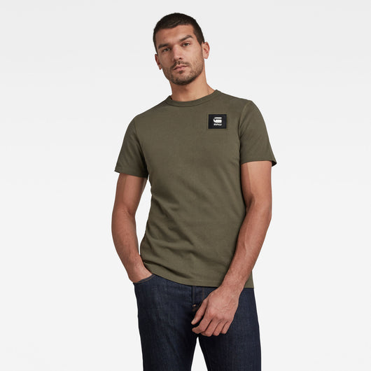 BADGE LOGO T-SHIRT