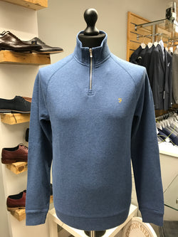 Farah Jim Quarter Zip