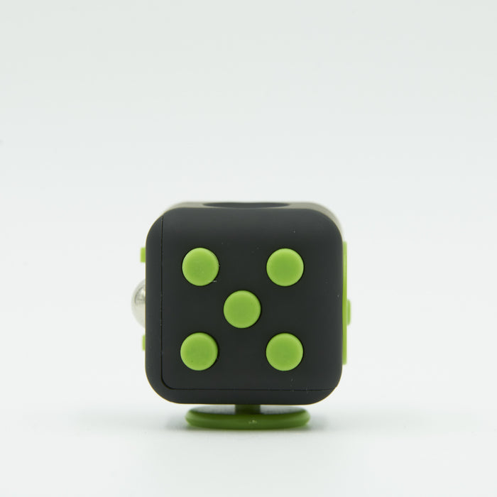 Black/Green Twiddle Cube™
