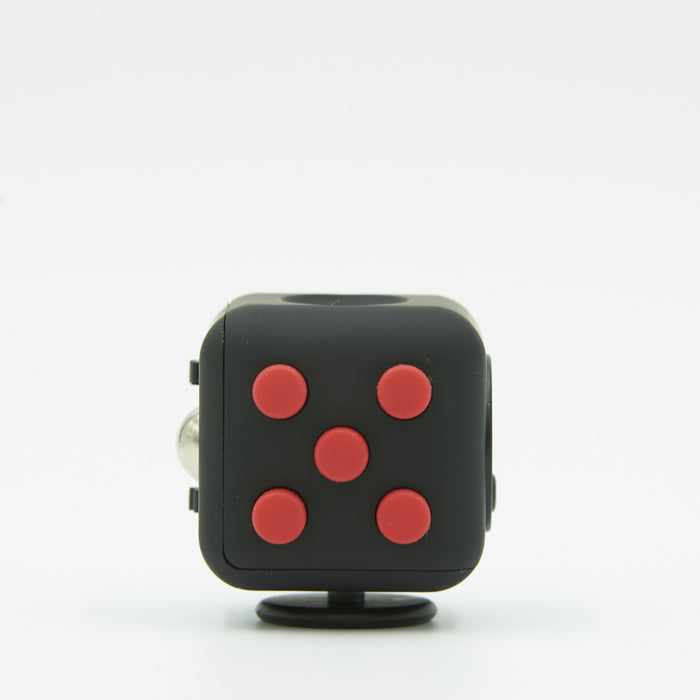 Black/Red Twiddle Cube™