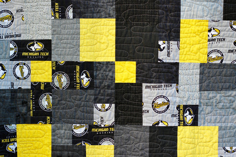 Michigan Tech Cotton Quilt Kit