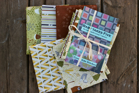 Forest Friends Quilt Kit