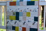 Woodie Winterland Quilt Kit