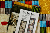 Tic Tac Toes Table Runner Kit