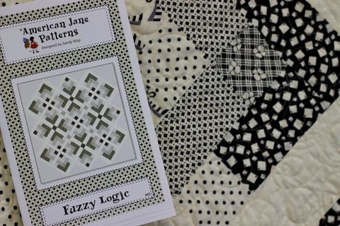 Fuzzy Logic Quilt Kit