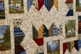 Lake Views Quilt Kit