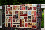 County Lines Quilt Kit