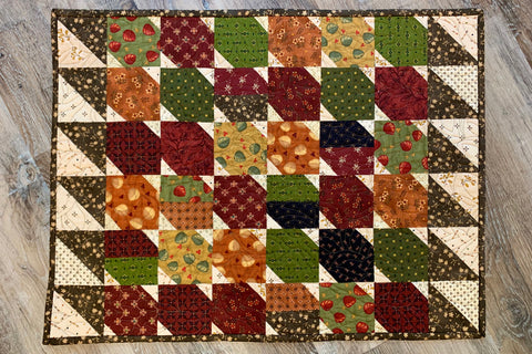 Frugal Farm Wife Miniature Quilt Kit
