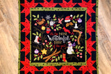 Most Wonderful Time Flannel Quilt Kit