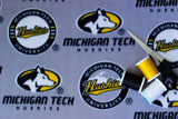Michigan Tech Grey Fleece