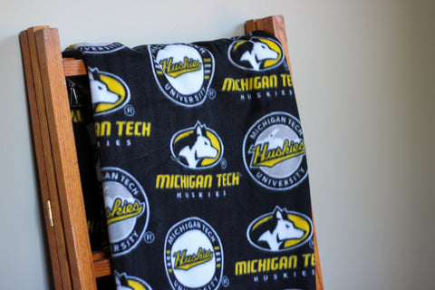 Michigan Tech Black Fleece