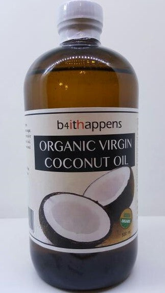 Organic Virgin Coconut Oil Liquid (500ml)