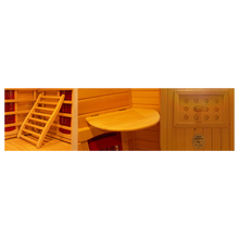 Load image into Gallery viewer, Far Infrared (FIR) Sauna Machine [Fits 2 Person]-B4ItHappens Sdn Bhd