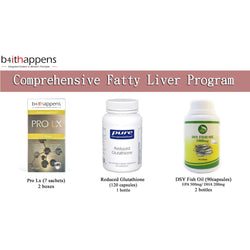 Comprehensive Fatty Liver Program- FLASH SALES- 30% off, Save up to RM225.60