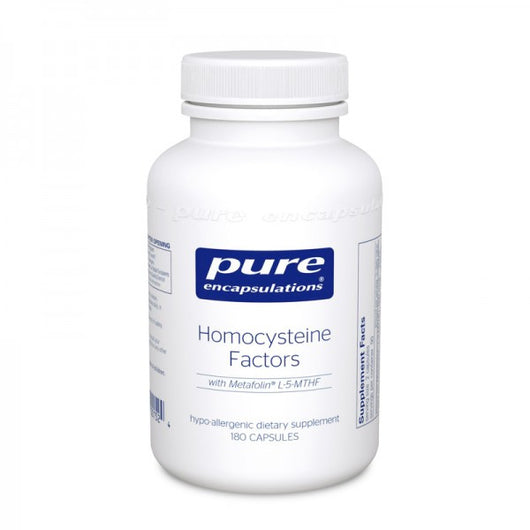 Pure Encapsulations - Homocysteine Factors (60 capsules)*