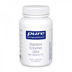 Pure Encapsulations - Digestive Enzymes Ultra with Betaine HCl (90 capsules)*