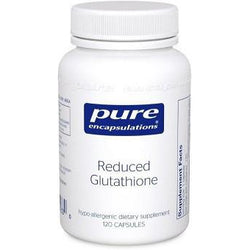 Pure Encapsulation Reduced Glutathione (120 Capsules)*