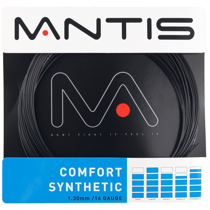 MANTIS Comfort Synthetic 16 (Jnr) Restring