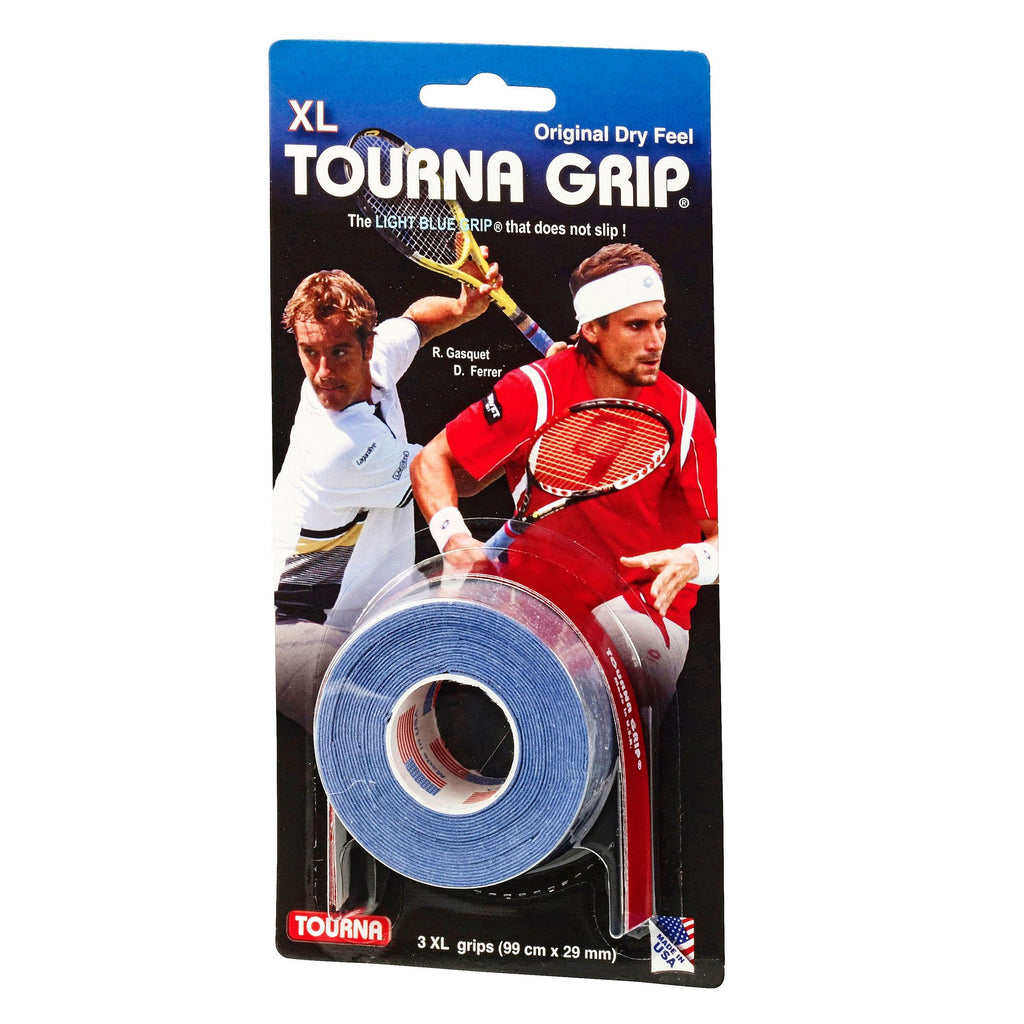 Tourna Grip XL Overgrip Pack of 3