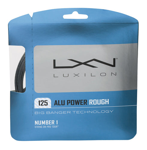 Luxilon Big Banger Alu Power Rough 16L Restring