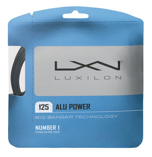 Luxilon Big Banger Alu Power 16L Restring