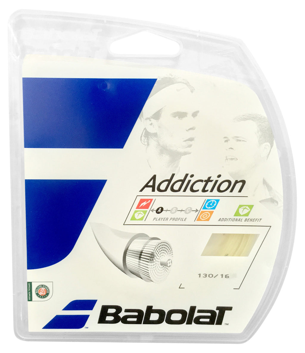 Babolat Addiction 16 Adult Size Tennis Restring