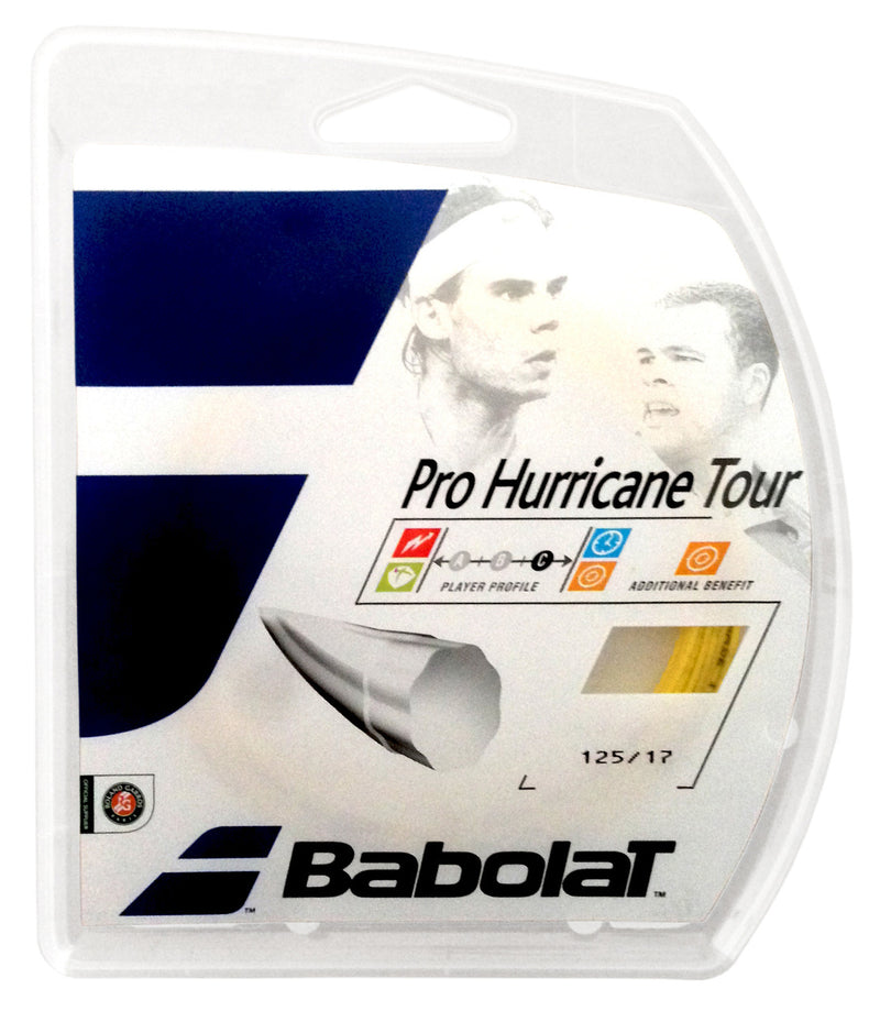 Babolat Pro Hurricane Tour 16 Adult Size Tennis Restring