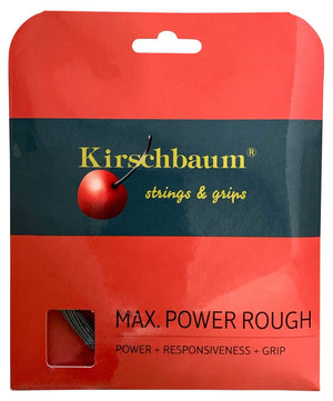 Kirschbaum Max Power Rough 17 Restring
