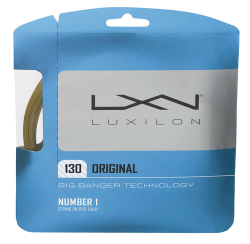 Luxilon Big Banger Original 16  Restring