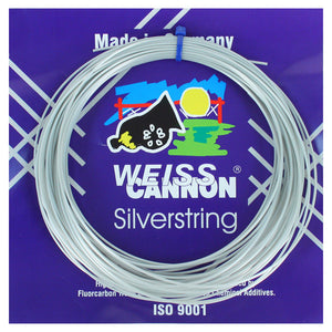 Weiss Cannon Silverstring 16L Restring