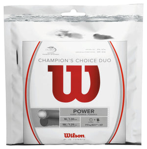 Wilson Champions Choice Restring