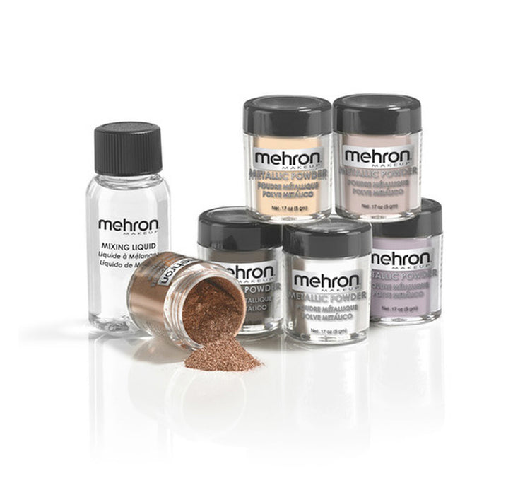Metallic Powder with Mixing Liquid by Mehron